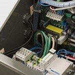 DC Motor Speed Control Consolet - Interior