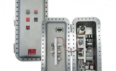 NEMA 7 Control Panel Example