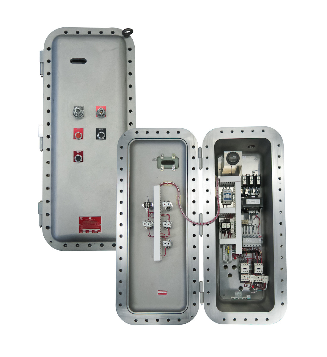 Electrical Control Panel Design Basics Oem Panels Wiring Installation And Troubleshooting