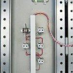 Compressor Control Panel (NEMA7) - Interior Front Door