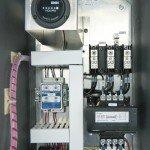 Compressor Control Panel (NEMA7) - Interior Top