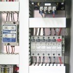 Compressor Control Panel (NEMA7) - Interior Middle