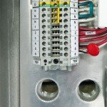 Compressor Control Panel (NEMA7) - Interior Bottom Left