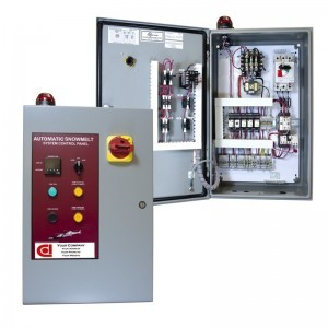 Heat Exchanger Control Panel example