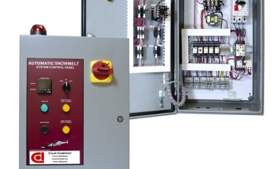 Glycol Heater Panel
