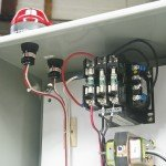 Heat Exchanger Control Panel - Alarm Devices