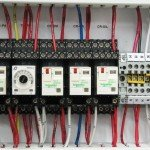 Heat Exchanger Control Panel - Relays