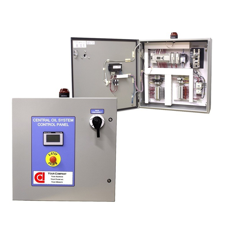 Oil Injector Control Panel Example Oem Panels