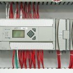 PLC Control Panel for Oil Injector Application - PLC