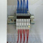 SCADA - Interior View - Autodialer Interface Relays
