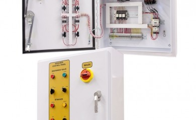 UL Listed Control Panel
