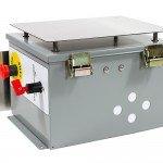 Heater Control Panel for Equipment Trailer Diesel Fired Burner - Bottom View