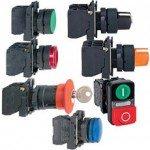 Square D XB5 22mm Pilot Devices