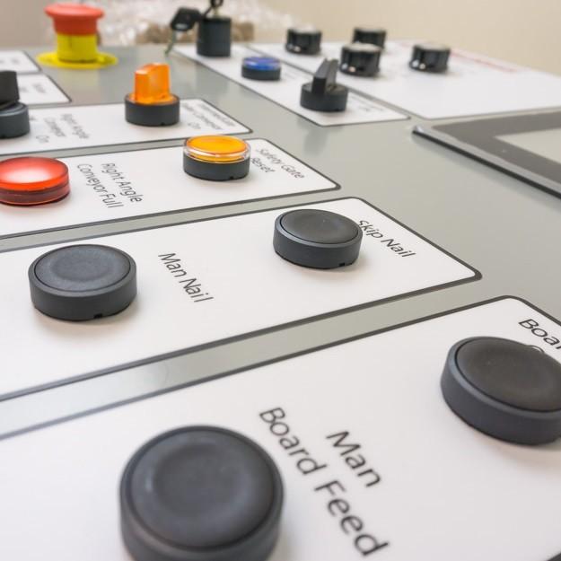 Control Panel Manufacturing • OEM Panels