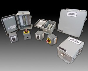 Control Panel Examples Junction Boxes