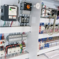 electrical panel components for power